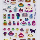 San-X Sweet Street Sticker Sheet kawaii Stickers