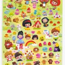 Q-lia Fairy Tale World Sticker Sheet kawaii stickers