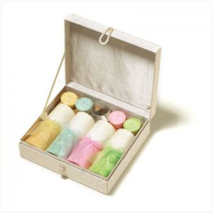 Candles Gift Set - 10 Pc