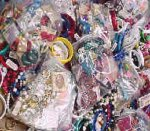 Grab Bag or box 1,200 Pcs of Jewelry  $0.24 per Piece