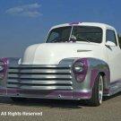 52 Chevy Dream Machine Giclee Art Print 12x16