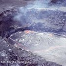 Kilauea Crater II Giclee Art Print 12x16