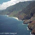 Kohala Coast Hawaii Giclee Art Print 12x16