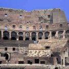 Roman Colosseum II Giclee Art Print 12x16