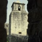 Mission Bell Tower Giclee Art Print 12x16