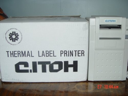 New Barcode Label Printer