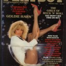 Playboy January 1985 Goldie Hawn Girls of Rock N Roll