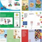 25 Education & Child Care Brochures