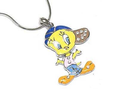 Tweedy necklace(R1229YL-11559)