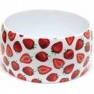 Fruit theme acrylic bracelet(C11117RD-22534)