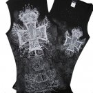 Iron Cross/crown tank top