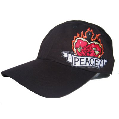 "Peace ""Tattoo inspired cap"