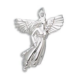 Sterling silver Angel Pendant(5224)