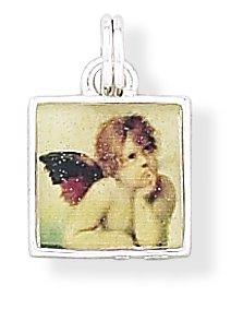 Raphael Angel Picture Charm