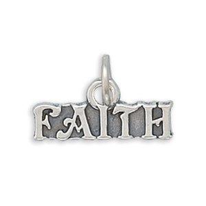 """Faith"""" Charm(73078)"""