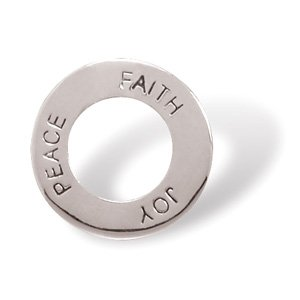 Joy, Peace & Faith Pendant(73258)