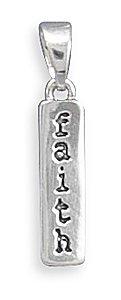 """""""Faith"""" Pendant(73393)"""