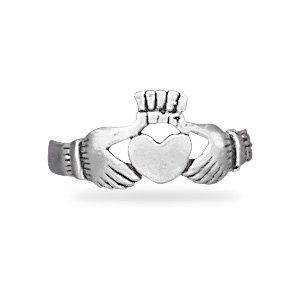 Claddagh Toe Ring(9010)