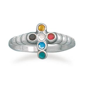 Crystal Salvation Ring(82870)