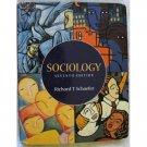Sociology by Richard T. Schaefer