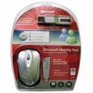 Microsoft Mobility Pack - Lifecam NX-6000 and Wireless Notebook Laser Mouse 6000 - 4PL-00001