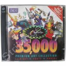 Masterclips 35,000 Premium Art Collection