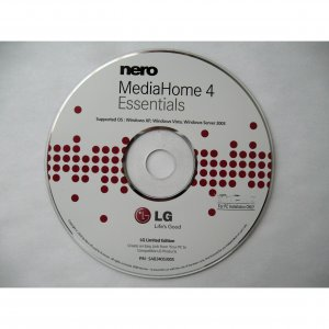 what is nero mediahome 4 essentials