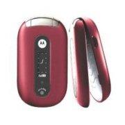 Motorola U6 PEBL Red (Unlocked) GSM Video Capture, Bluetooth