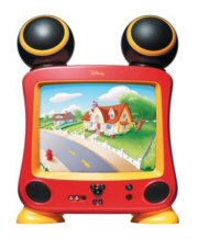 "Mickey 13"" Color Television"