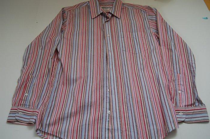 Aeropostale Men's Shirt Medium (Slim Fit)