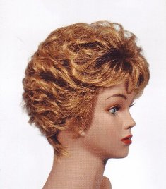 MT 2790 Hanna Synthetic Design Wigs
