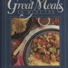 Great Meals in Minutes Mediterranean Menus