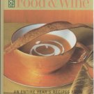 1997 Food & Wine Cookbook (Hardcover, Illustrated)
