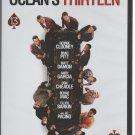 Ocean's Thirteen (DVD  2007  Widescreen)