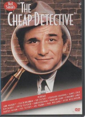 The Cheap Detective (DVD)