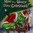 How the Grinch Stole Christmas (VHS, 2000, Clam Shell)