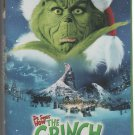 How the Grinch Stole Christmas (Live Action-VHS)