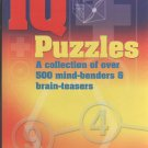 IQ Puzzles by Joe Cameron