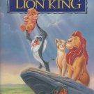 The Lion King (VHS) Walt Disney