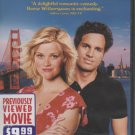 Just Like Heaven (DVD, Widescreen) Reese Witherspoon