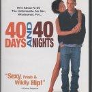 40 Days and 40 Nights (DVD) Josh Hartnett