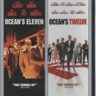 Ocean's Twelve/Ocean's Eleven - 2 Pack (DVD)