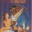 Beauty and the Beast (Disney VHS) (item 4xvhs)