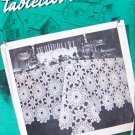 Vintage 40s Star Book No 28 Tablecloths Crochet Patterns American Thread Company