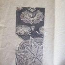 Vintage 40's Alice Brooks 7030 Doily Crochet Pattern Mail Order Envelope