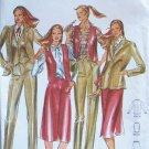 Butterick  3301 Jacket Vest Skirt and Pants Pattern Uncut Size 14