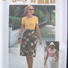 Vintage Simplicity 7451 Jiffy Wrap Skirt and Top Pattern Uncut Size 8-10