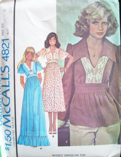 how to make 70s bell sleeves