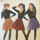 New Look 6979 Pleated Mini Skirt Pattern Uncut Size 6-16