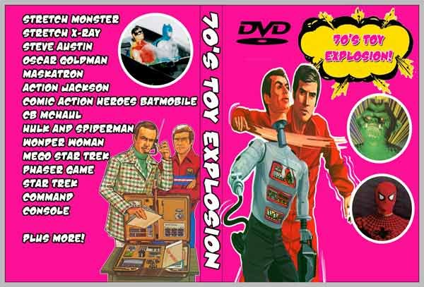 70s Toy Explosion DVD Volume 1